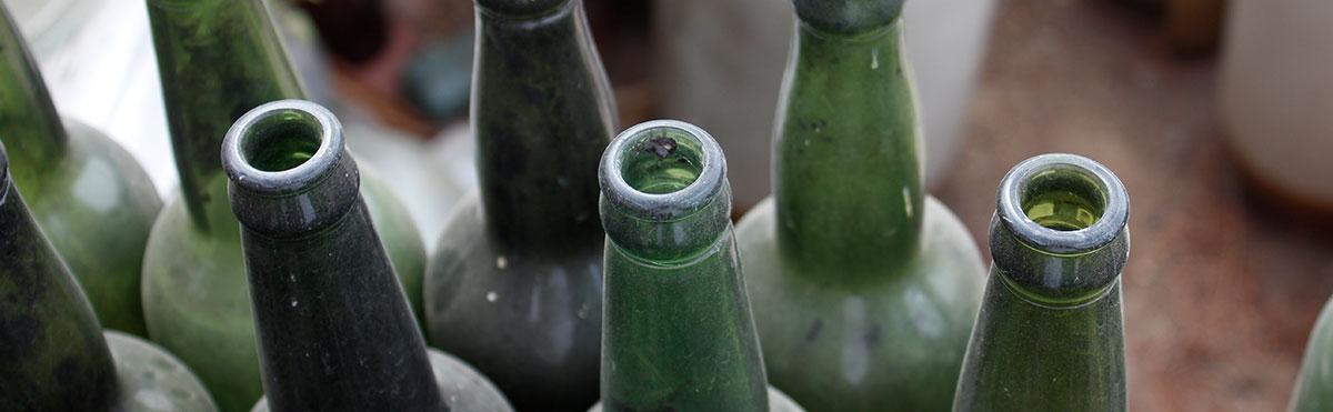 Mise en bouteille à l'ancienne