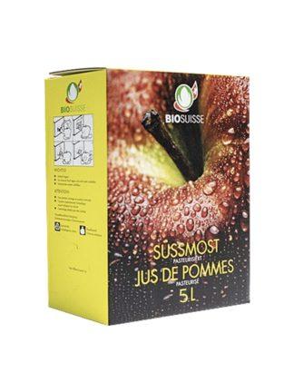 Bag in box 5 L - jus de pommes